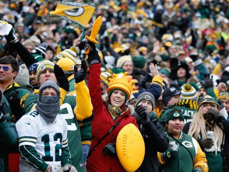 Packers Fans: The All-American Dream