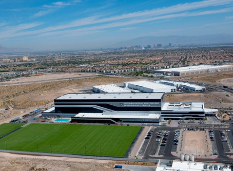 City of Henderson Outdueling City of Las Vegas For Major League Team Presence