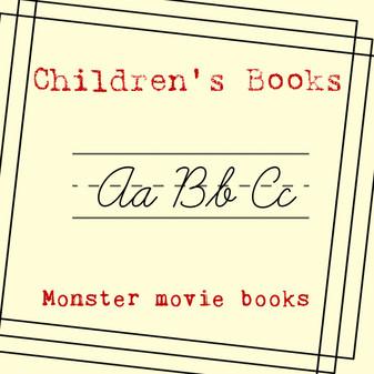 Favorite children's books: Crestwood Classic Movie Monsters