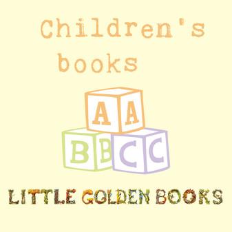 Children's favorites: Little Golden Books
