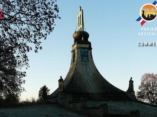 Projekt Austerlitz umožňuje zažít slavkovské slunce. Po boku Napoleona.