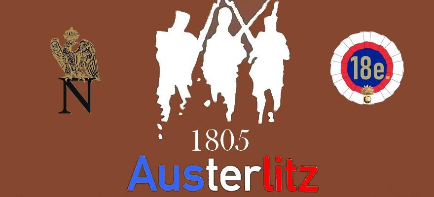 Slavkov/Austerlitz 1805.