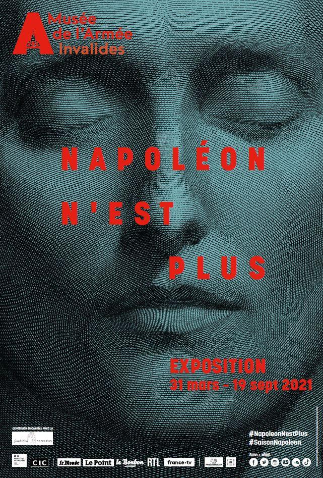 """Výstava """"Napoleon už není""""."""