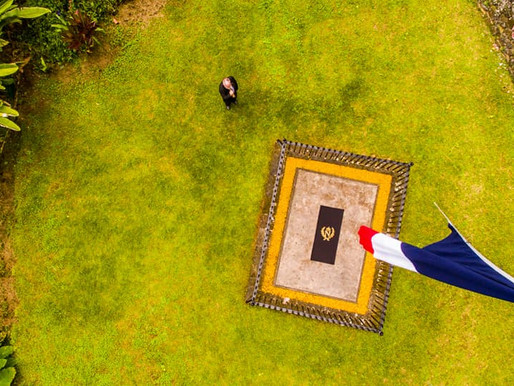 Dvousté výročí smrti císaře Napoleona 1821-2021