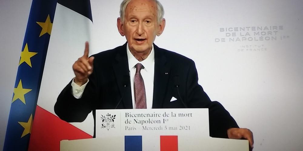 Historik Jean Tulard.
