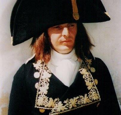 Napoleonem v oživené historii