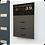 Thumbnail: Mauerdurchwurf-Briefkasten Q 1000 VSL-3 mit Video-Türsprechanlage Komplettset