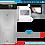 Thumbnail: Briefkasten  TSU 1050-PAK mit Video-Türsprechanlage Paketfach Schweizer Norm