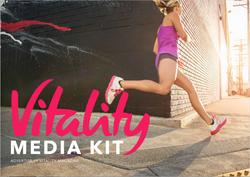 Vitality media kit cover