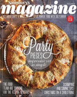 Sainsburys magazine cover2