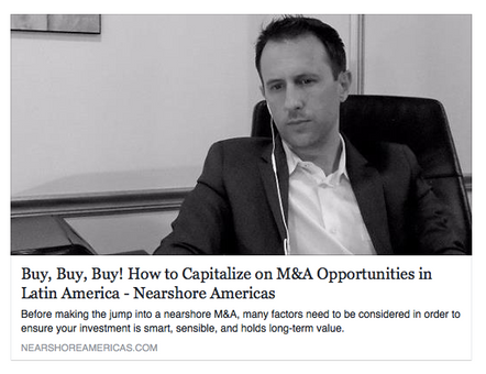 Nearshore Americas Interview