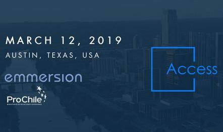 Access Forum & SXSW Austin - March 12