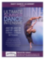 DDA Summer 2020 Dance Intensive flyer.jp