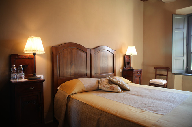Bedroom in the Manor House