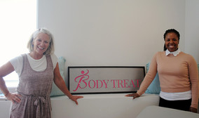 Clients love their therapy at Body Treat directed by Dr. Amy Adams