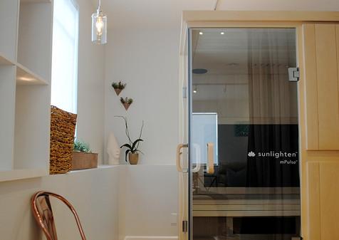 Sunlighten infrared sauna to optimize your health