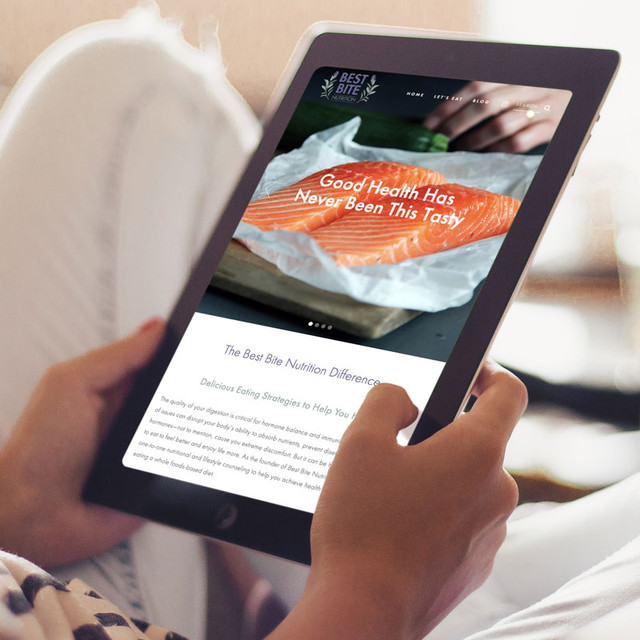 Petaluma Nutrionist Website Design and SEO