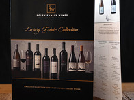 Winery Tasting Room Custom Collateral