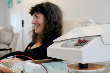 Enhance your wellness with blood irradiation to activate your immune pathway