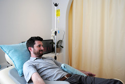 Enhance your sense of wellness with a Myers' Drip IV therapy treatment