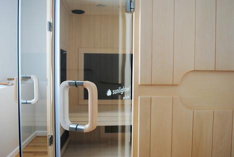 Enjoy a private infrared sauna at Body Treat in Marin