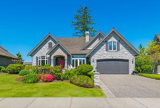 Big custom made luxury house with nicely