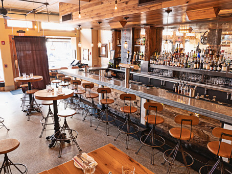"Mintwood Place Revolutionizes ""Bar Food"""