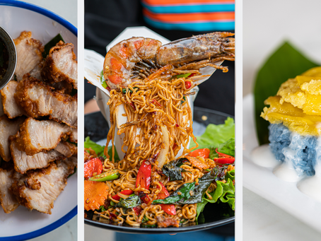 Thai Chef Event Gives Diners a Taste of Authentic Bangkok!