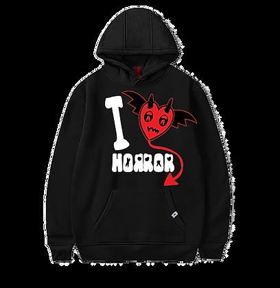 I ADORE HORROR Hoodie