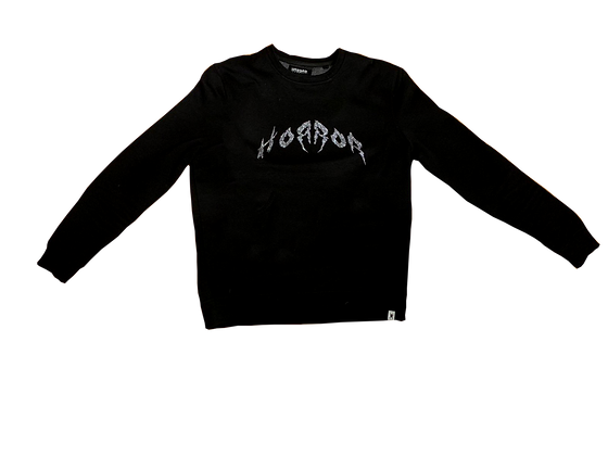 "Horror ""VVS"" Sweater"
