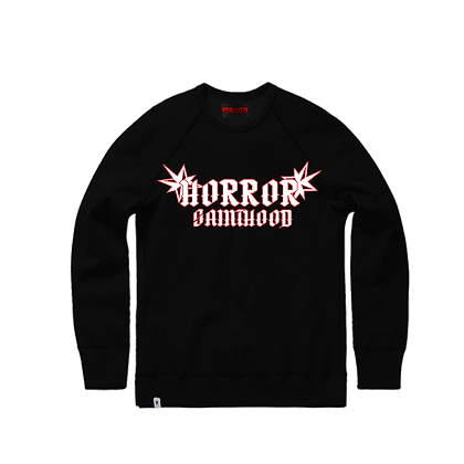 WELCOME TO HORROR -SAINTHOOD ARMOR- Sweater