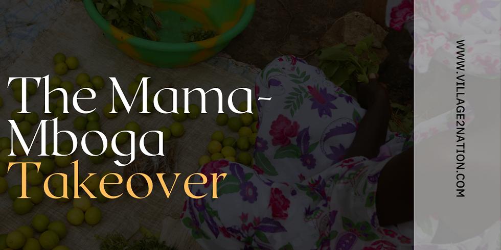 Mama-Mboga Takeover