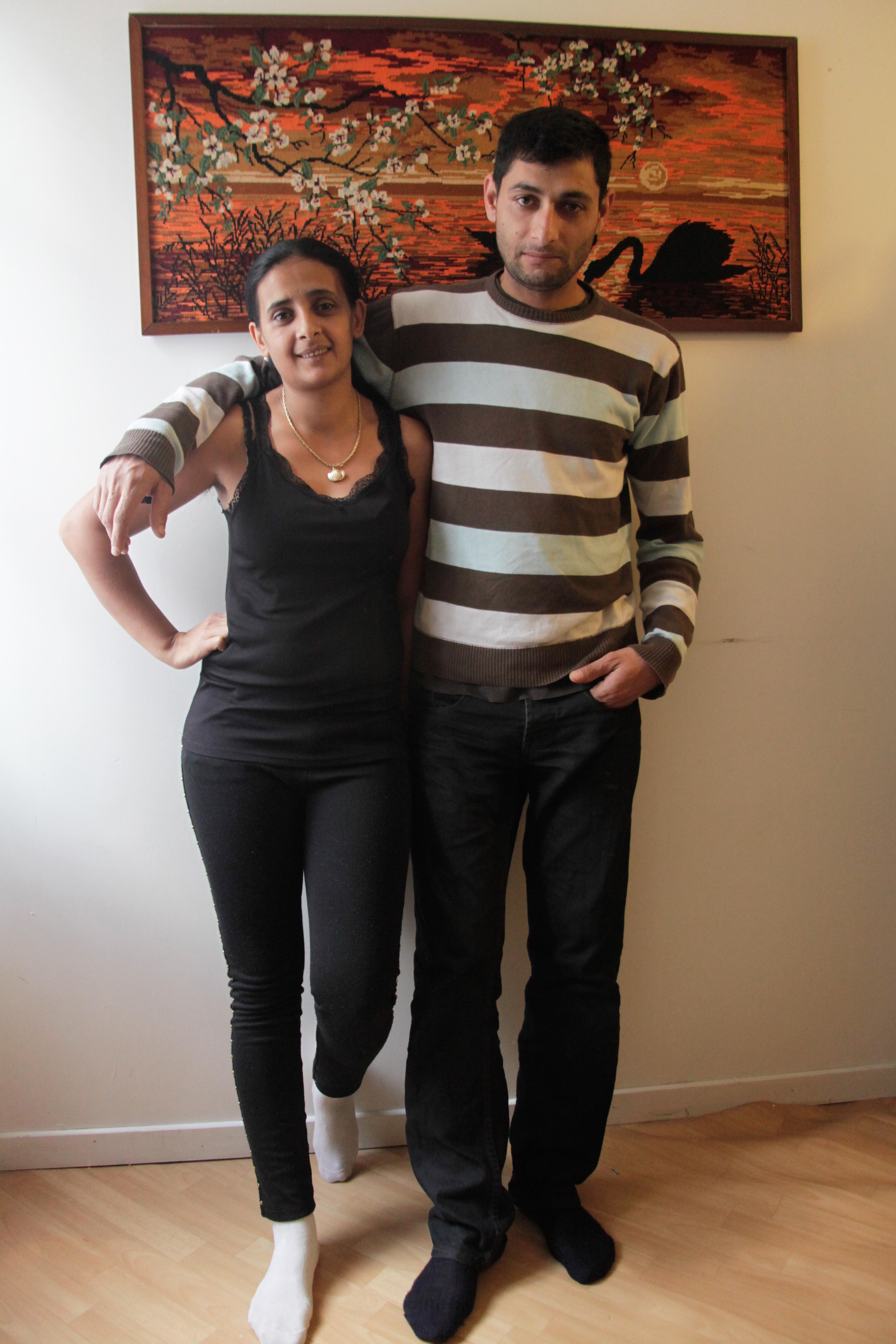 Marcella et Florin