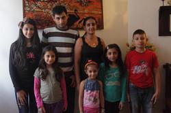Marcella et sa famille