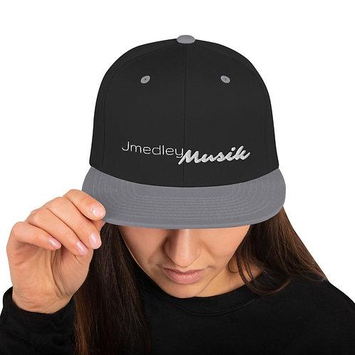 Jmedley Musik Snapback Hat