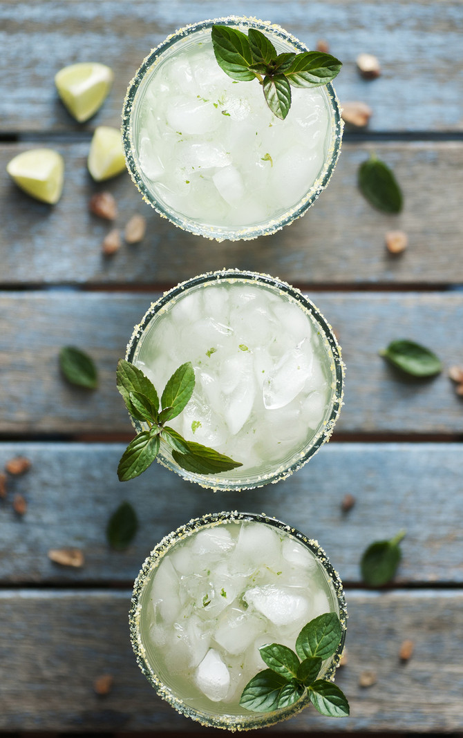 Key Lime Balsamic Margarita