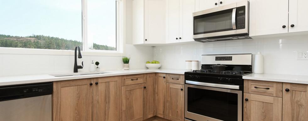Kitchen Floor Plan 'B'