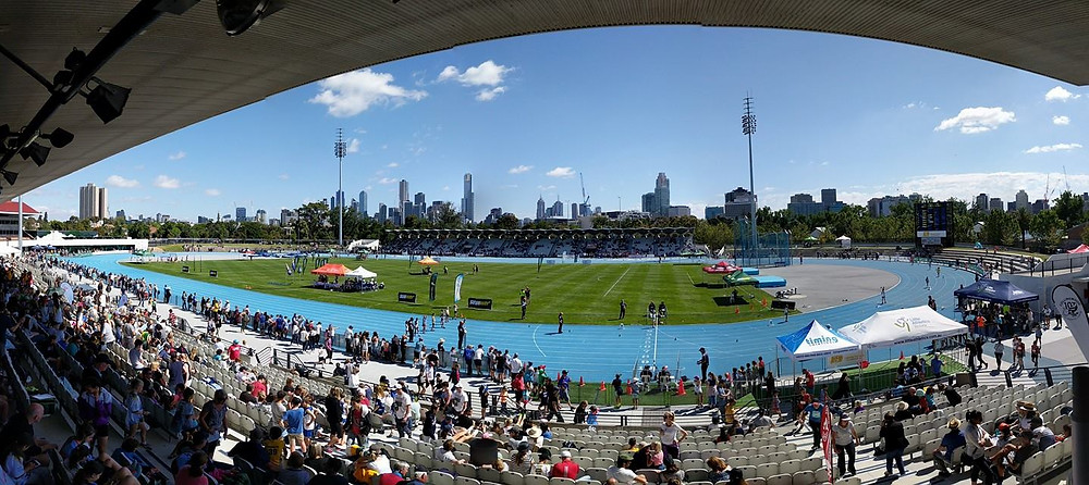 Lakeside Stadium, Albert Park