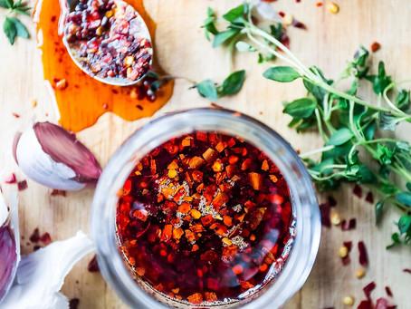 Extra Hot Chilli Oil Recipe