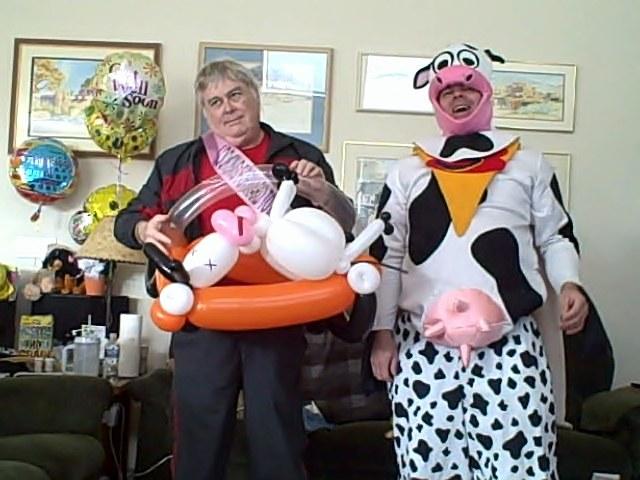 Denver Singing Telegram SUPERCOW and Denver balloons delivery.jpg