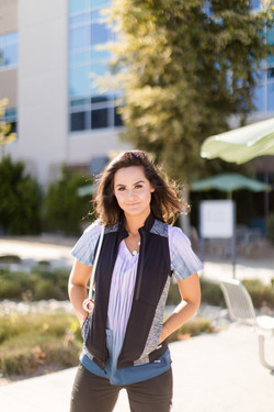 Nurse Tori x Barco Uniforms.