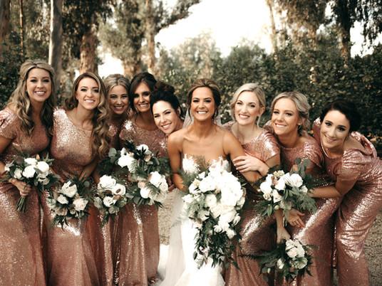 Let's talk Wedding Day Makeup & Hair!