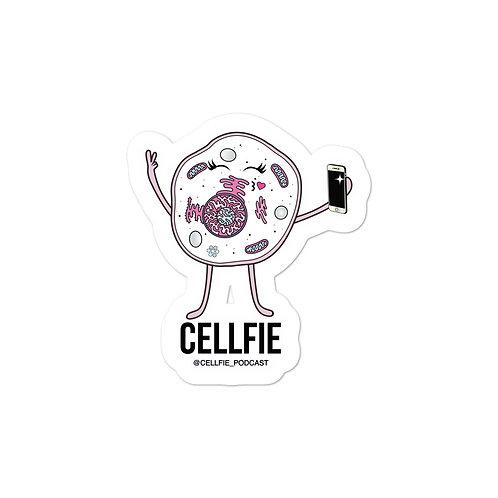 CELLFIE ICON CELLENA Bubble-free stickers