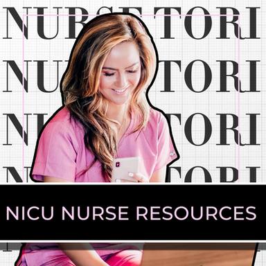 NICU Nurse Resources