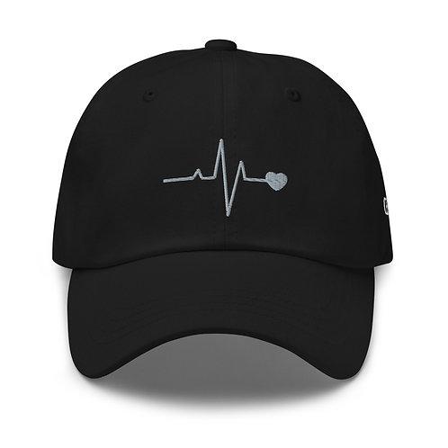 EKG SQUAD Dad hat