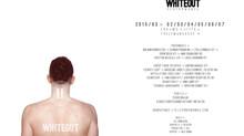 Proben für WHITEOUT -  Premiere am 02.03.2015 im mo.ë vienna
