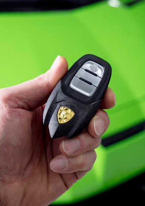 Key Volumatik Lamborghini