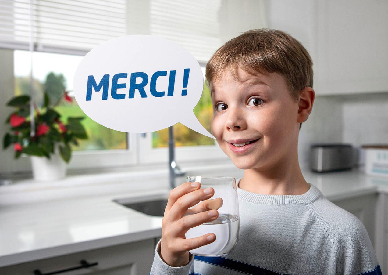 Visuel Renovo verre d'eau