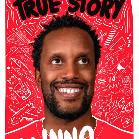 Design de l'affiche de Inno JP
