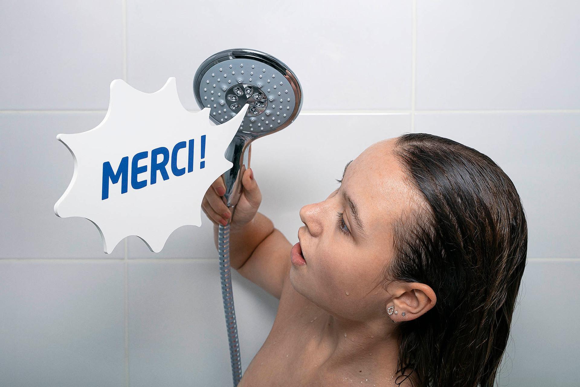 Visuel douche pour Renovo